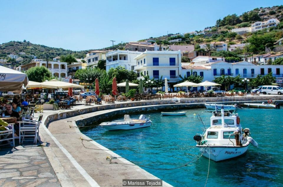 showing ikaria port