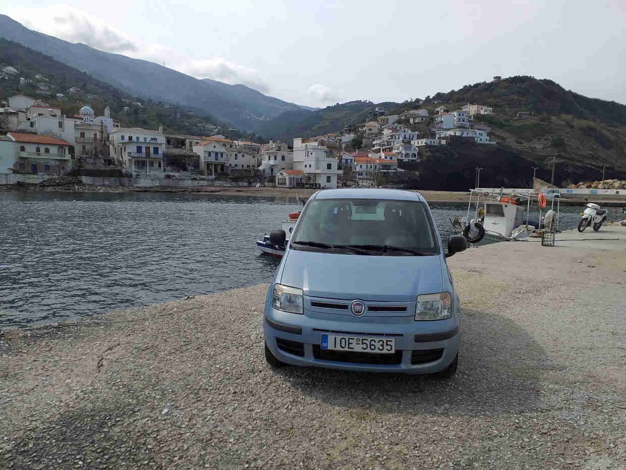 rent a car in ikaria karavostamo